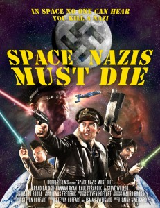 Space Nazis must die